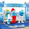 Dia Mundial dos Smurfs é comemorado no Pão de Açúcar