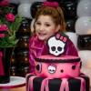 Giulia Garcia faz 10 anos e reúne elenco de Chiquititas em festa no estilo 'Monster High'