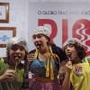 Apresentadores do programa Tem Criança na Cozinha participam de eventos do Rio Gastronomia 2013