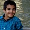 Matheus Braga é repórter por um dia para para o programa Criança Esperança