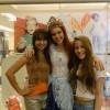 Julia Klein e Thayani Campos conferem a estreia de Giovanna Rangel em musical no Rio