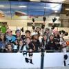 Talentos mirins e teens participam de confraternização na Pista de Patinação do Barra On Ice