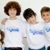 Atores Mirins estrelam Campanha de Doação de Sangue no Mês das Crianças