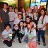 Elenco Chiquitas, Carrossel, Discovey Kids, cantora teen Julyana Lee e atriz Francis Helena fazem farra no Meus Prêmios Nick!