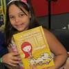 Escritora mirim Nina Krivochein lança novo livro no Rio