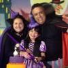 Nathalia Figueiredo completa 10 anos e comemora com festa de Halloween no Rio
