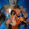 Mel Maia, estrela da novela Joia Rara da TV Globo se encanta com CORTEO do Cirque du Soleil