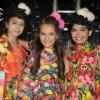 Atrizes de Gaby Estrella são destaque em desfile na feira Fit 0/16 Fashion Collection