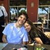 Diego Kropotoff curte férias ao lado da namorada