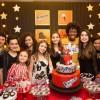 Mari Cardoso, integrante do The Voice Kids, comemora aniversário com festa temática