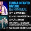 CEFTEM abre turma de Teatro Musical para crianças e adolescentes