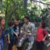 Ricky Tavares grava série infantil no Rio de Janeiro