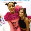 Nikki Meneghel curte ao lado de amigos famosos o Show das Poderosinhas do Rio