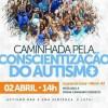 Caminhada de Conscientização do Autismo em Icaraí