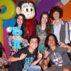 Artistas mirins se reúnem para festa de Páscoa em casa de festa no Rio