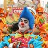Circo do Topetão e sua trupe em temporada no Rio