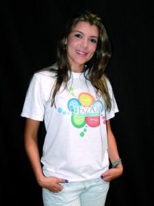 Diretora, professora e atriz Grazi Luz.