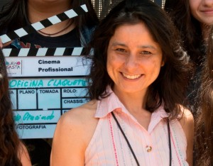 Daniela Gracindo, diretora do Festival Internacional Pequeno Cineasta21